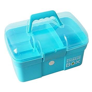 Big Box First Aid Kit Medicine Box Family Double Chest Portable Medicine  Box Home Medical Box