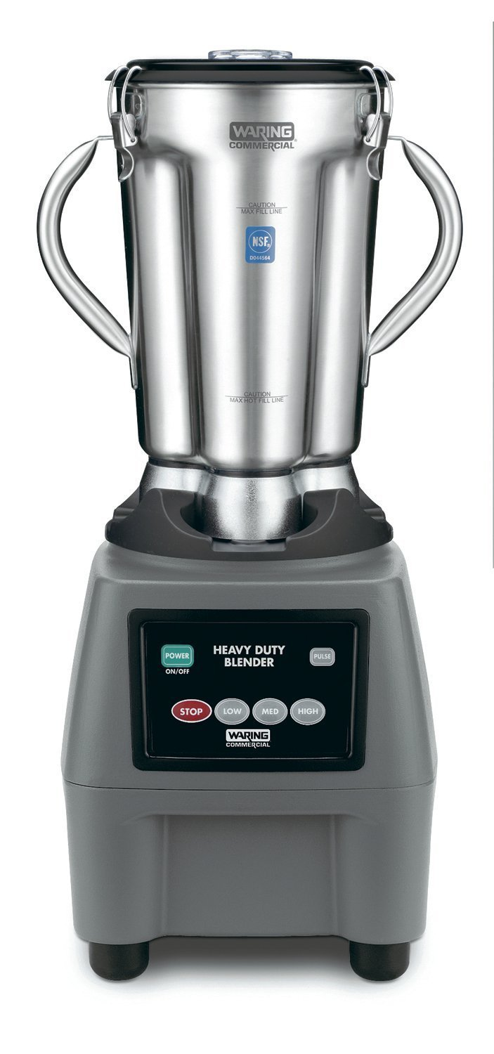 Amazon.com: Waring CB15 One Gallon Heavy Duty Blender   New Style With  Touch Pad Controls: Electric Countertop Blenders: Kitchen U0026 Dining