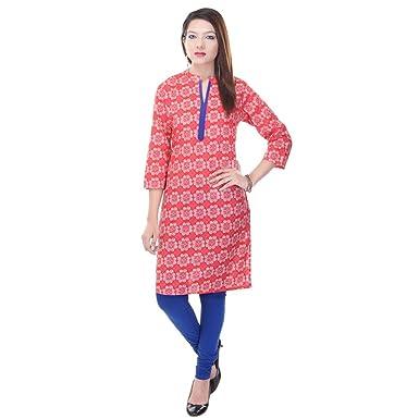 Impex Vihaan Indian Tunic indio Vestido wOPXnk80