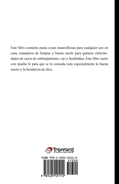 El Libro Milagroso (Spanish Edition): Martin Pulido Vargas: 9781425121112:  Amazon.com: Books