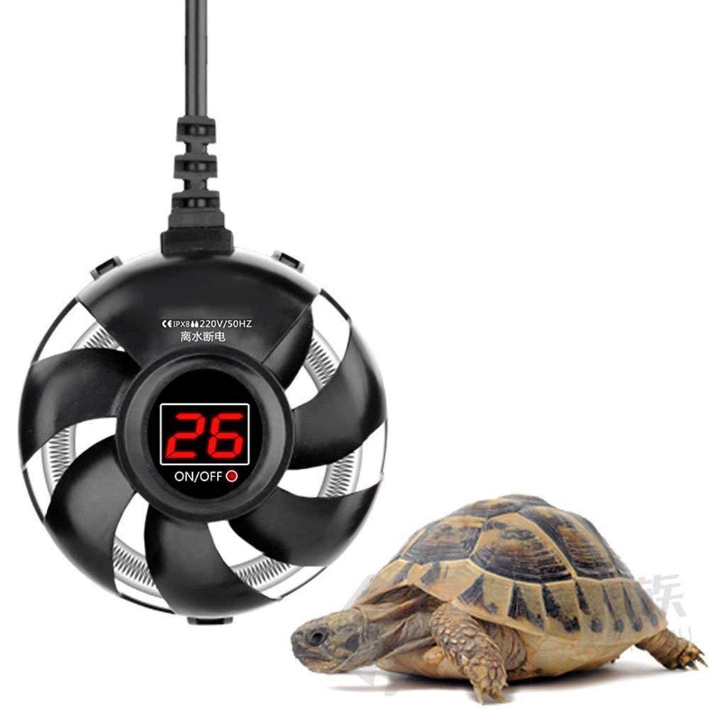 B&MF Mini Digital Heater Fresh/Saltwater Aquarium,25W,100w by B&MF