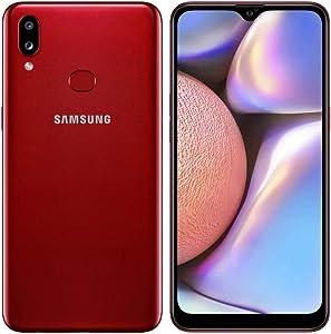 Samsung Galaxy A10s A107F/DS 32GB 2GB RAM (GSM Only, No CDMA) International Version (Red)