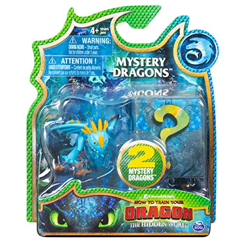 How to Train Your Dragon, The Hidden World - Mystery Dragons (2 Pack) (Stormfly) -