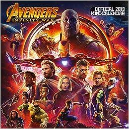 Avengers Infinity War Mini Official 2019 Calendar - Mini Wal por Marvel Avengers Infinity War epub