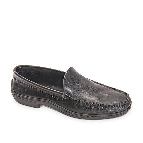 VALLEVERDE - Mocasines de Piel para Hombre: Amazon.es: Zapatos y complementos