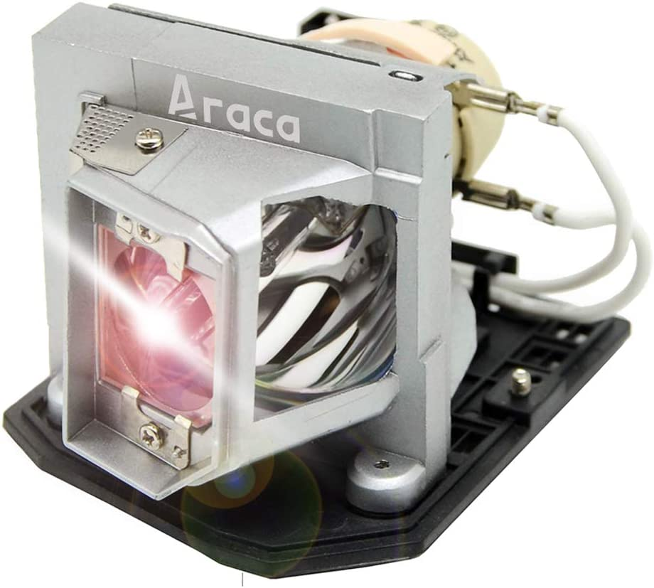 Araca BL-FU240A /SP.8RU01GC01 Projector Lamp with Housing for Optoma DH1011 EH300 HD25-LV HD131X HD2500 HD30 HD30B HD25 HD25-LV-WHD Replacement Projector Lamp