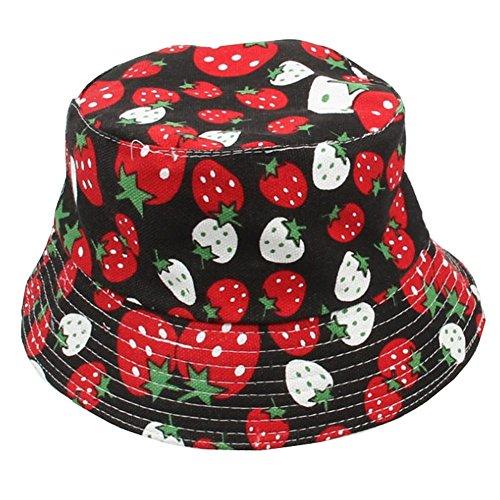 Lisianthus Unisex Baby Sun Hats Bucket Hat Color - Za Sun