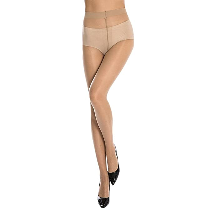 e590d56f2c0e1 Kotton Labs Women's 1 Pair Beige Panty Hose Long Exotic Stockings Tights:  Amazon.in: Clothing & Accessories