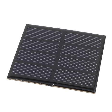 aexit 2 V 0,6 W DIY polycry Establo Ine Silicon Colector ...