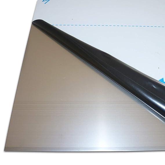 B /& T m/étal t/ôle dacier 1,5/mm d/épaisseur T/ôle Fine DC01/Fer T/ôle St 1203/Surface Blank huil/é en D/écoupe