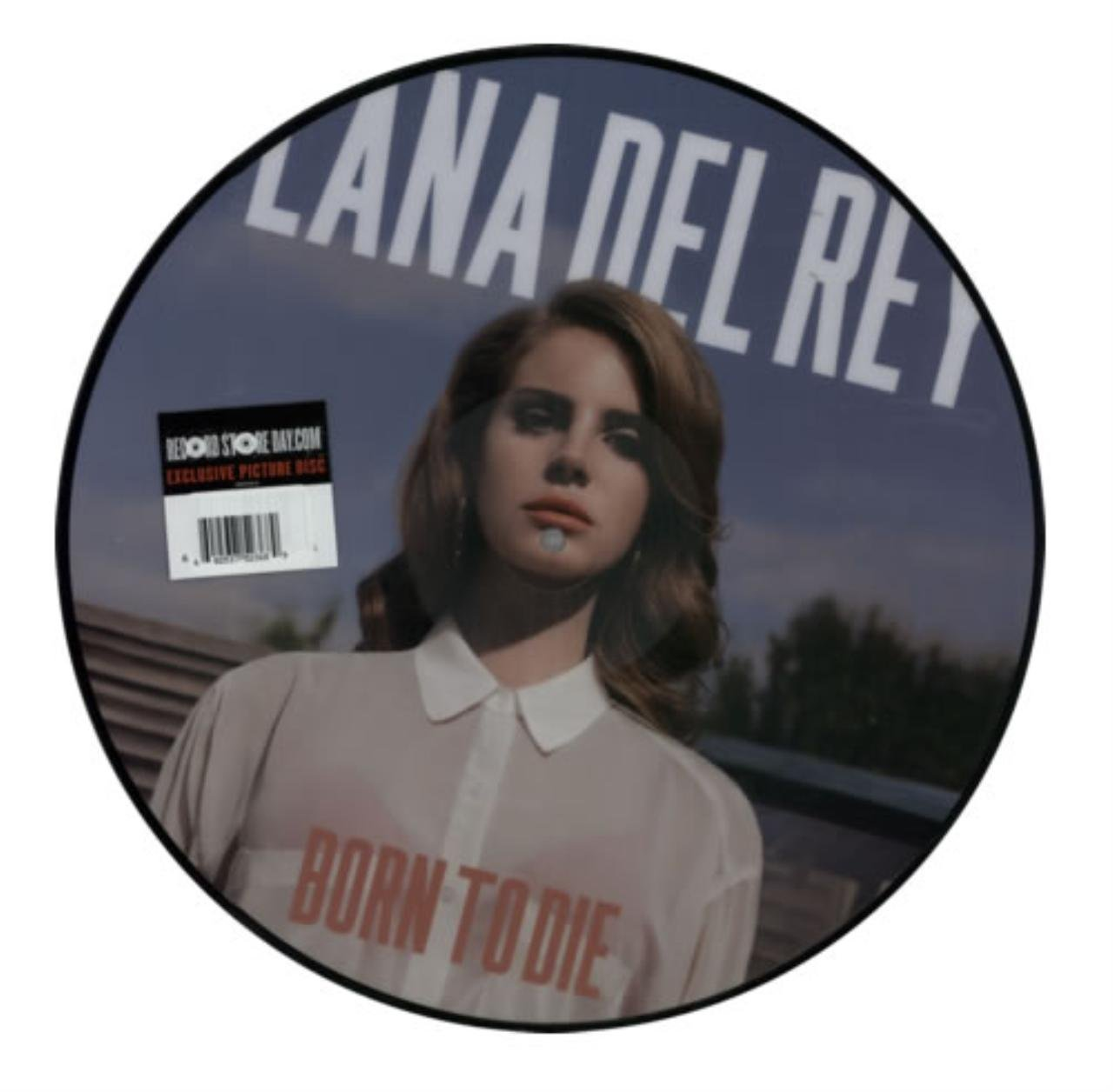 Lana Del Rey Born To Die Picture Disc Record Store Day Exclusive Release Amazon Com Music