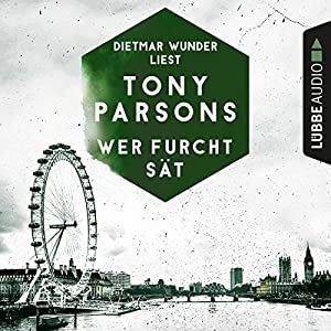 Wer Furcht sät: Detective Max Wolfes dritter Fall Hörbuch