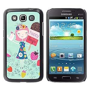 Dragon Case - FOR Samsung Galaxy Win I8550 - roads untraveled - Caja protectora de pl??stico duro de la cubierta Dise?¡Ào Slim Fit