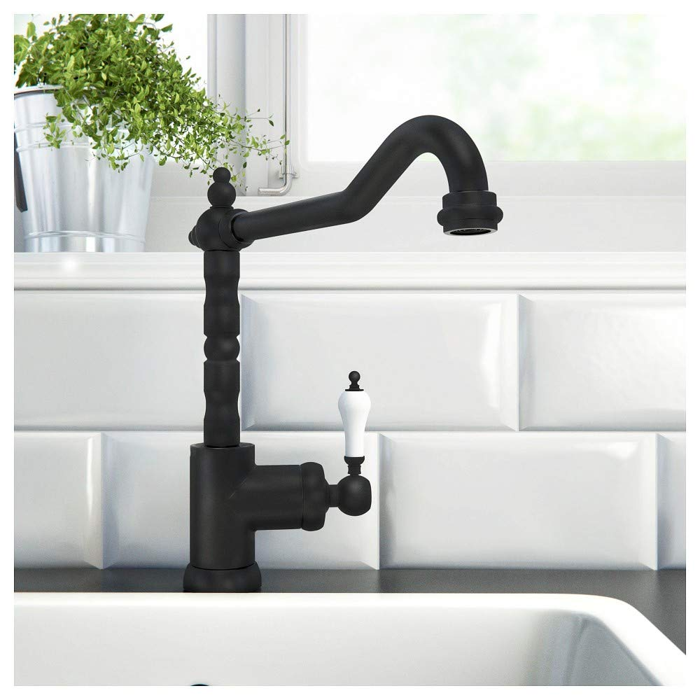 IKEA. 102.256.12 Faucet Black