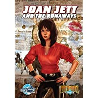 Rock and Roll Comics: Joan Jett and the Runaways
