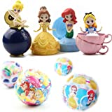 Surprise Doll, Mystery Gift, Fat Brain Toy (Mystery Pack 4PCS a Set)