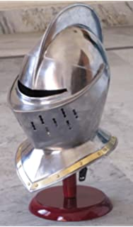 The New Antique Store Barbute Helmet Medieval Armor Replica