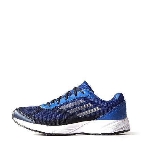 Collegiate Navy Mesh Running Shoes