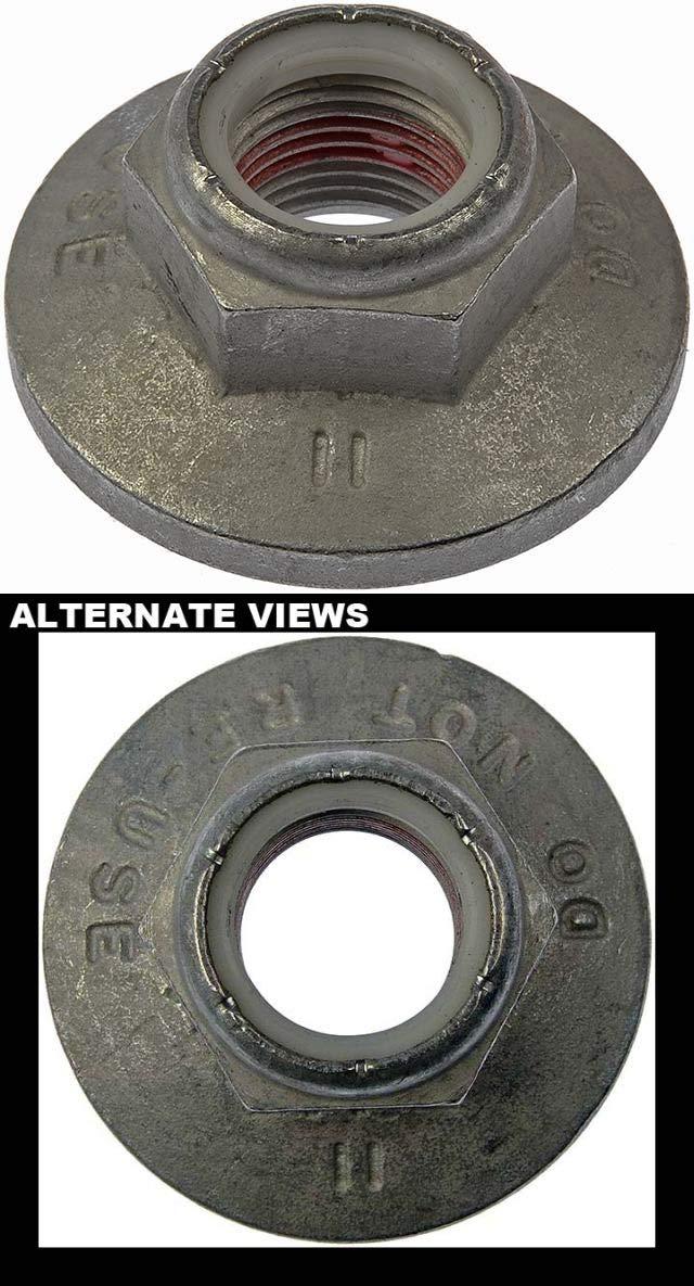 Dorman (615-170.1) M24-2.0 Thread Size Plastic Insert Spindle Nut