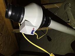 Fantech Hp 2190 Radon Fan 4 5 Quot Duct 163 Cfm Built In