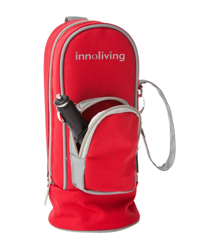 innoliving inn-305 Car Bottle Warmer, Red Innolivinf