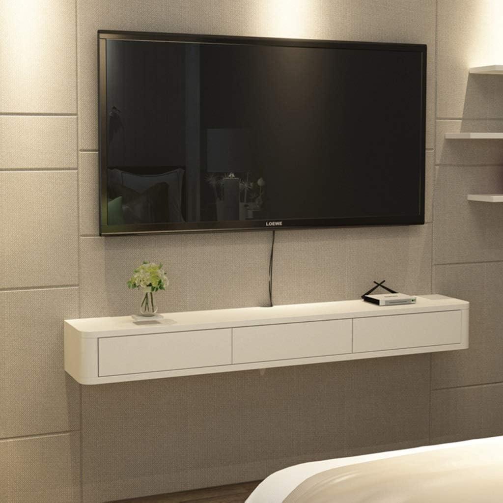 Mueble TV de pared Estante de la pared Estante flotante pequeño ...