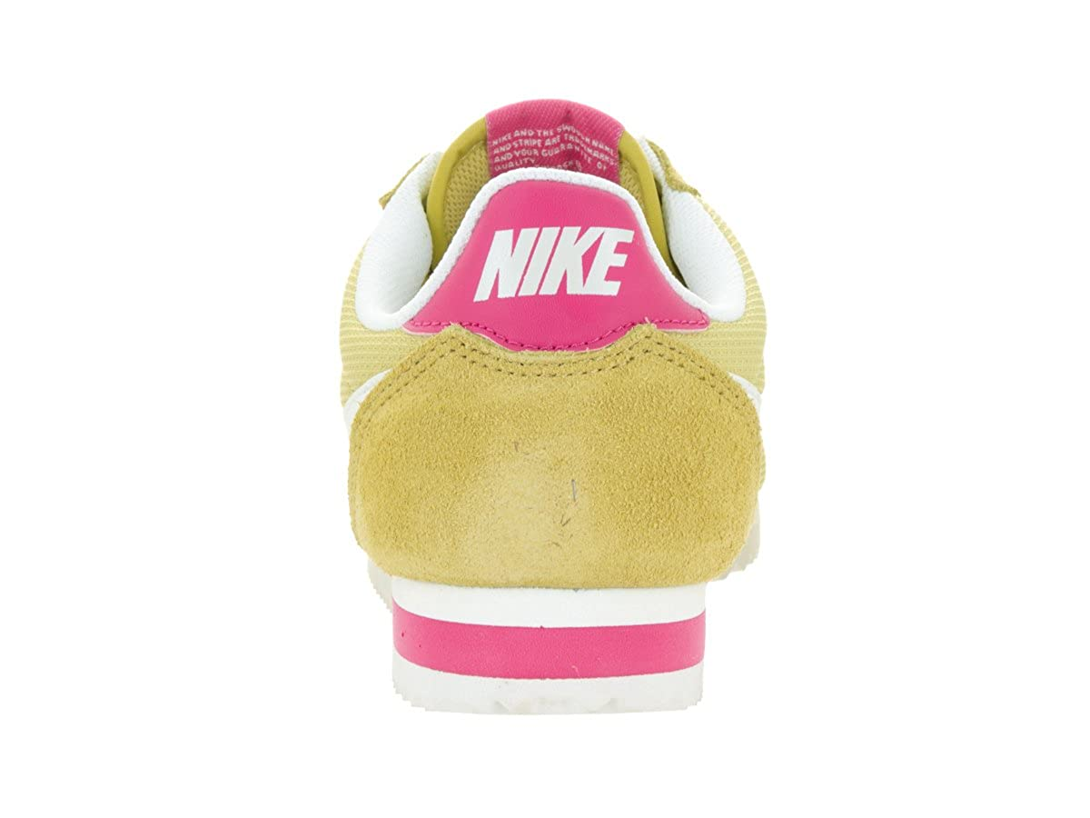 Nike 844892 316 Sportschuhe, Damen, Gelb, 38.5:
