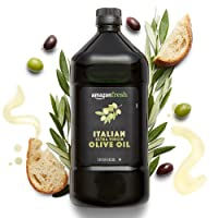 Deals on AmazonFresh Italian Extra Virgin Olive Oil, 2 Liter