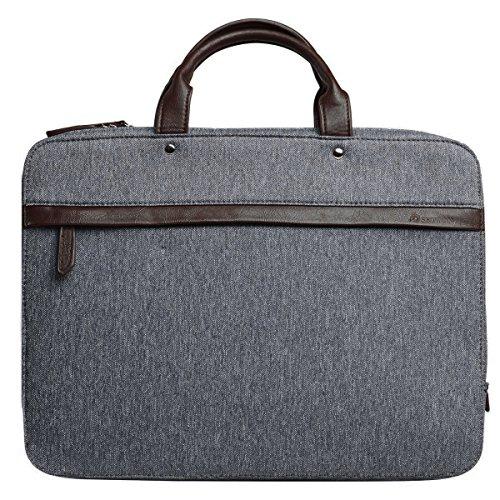"""Laptop Bag Briefcase Business Messenger - Up to 14"""" Bag Case"""