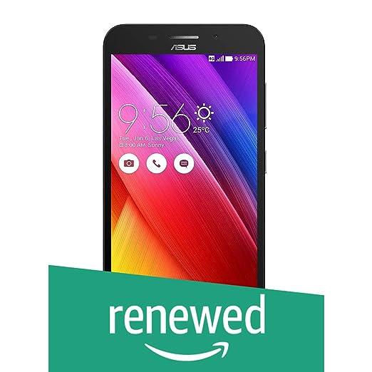 Renewed  Asus Zenfone Max ZC550KL  Black, 32 GB