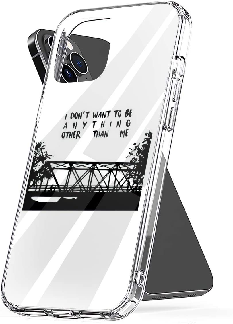 Phone Case One Tree Hill- Bridge Compatible with iPhone 6 6s 7 8 X XS XR 11 Pro Max SE 2020 Samsung Galaxy Anti Bumper Funny