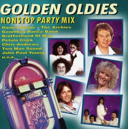 Golden Oldies Non-Stop Party Mix by Zyx Records