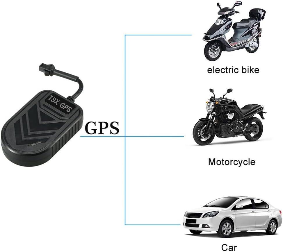 Asiright Mini gsm GPS rastreador de Coche en Tiempo Real Coche Moto vehículo Dispositivo de Seguimiento: Amazon.es: Coche y moto