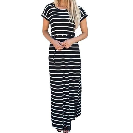 DOGZI Vestidos Mujer Verano 2018 Vestidos Mujer Casual Vestido Largo Vestido Boda Vestido Vintage años 50