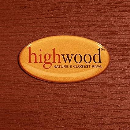 Black highwood AD-TBL-CW3-BKE Classic Westport Conversation Table