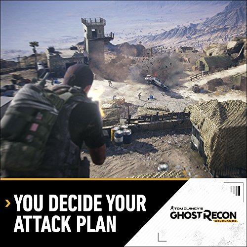 Tom Clancy's Ghost Recon Wildlands - Standard Edition - Xbox One [Digital Code]