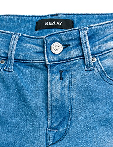 Blue 10 light Replay Blu Luz Donna Jeans Skinny p7RvPqS