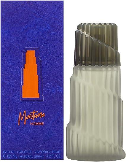 Montana Perfume de hombre Agua de colonia para hombre, 125 ml