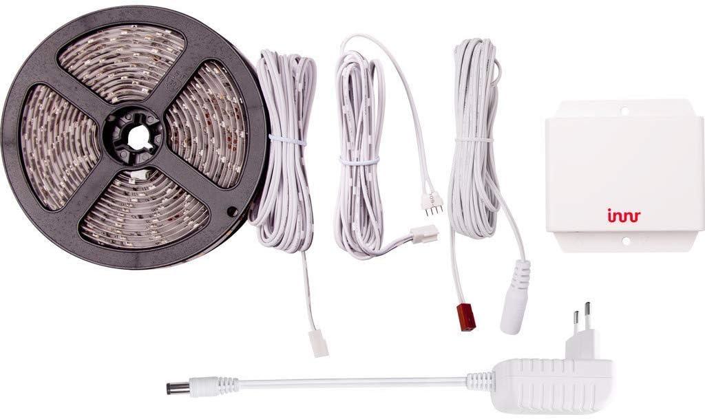 4 meter RGBW Smart LED strip Compatible with Philips Hue* FL 130C UK Innr Flex Colour Echo Plus /& Alexa