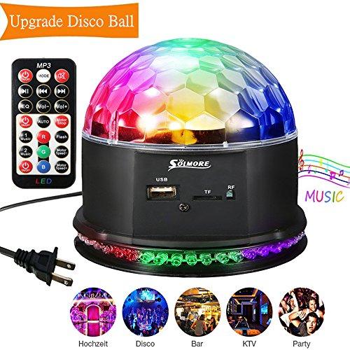 Small Led Disco Lights - 8