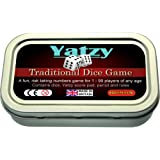 Pocket / Travel Yatzy dice game