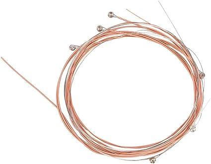 Cuerdas para guitarra acústica, accesorios de repuesto, cuerdas de ...