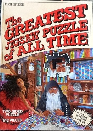 FIRST EPISODE  THE GREATEST JIGSAW PUZZLE OF ALL TIME by Buffalo Games