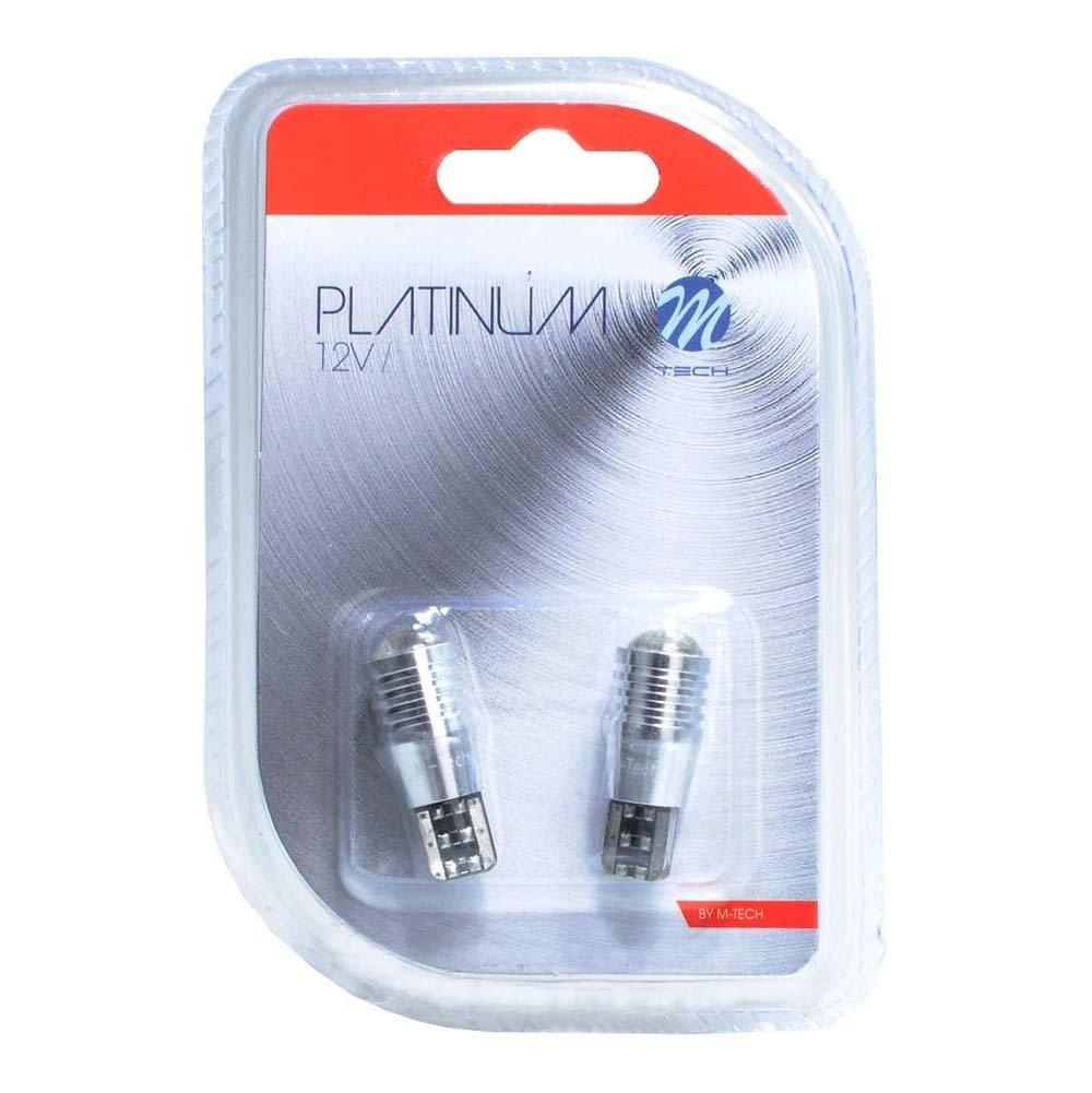 M-Tech LB326W Lampadine LED 12V T10 - W5W