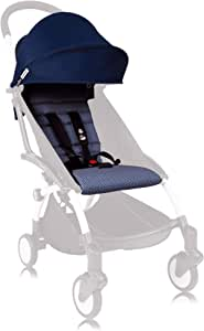 Babyzen Yoyo+ Seat Pad for 6 Plus Months Babies, Air France Blue