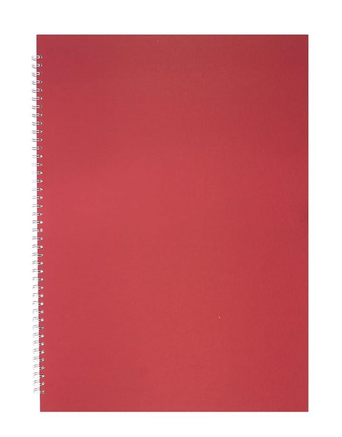 Einbandfarbe: Blassrosa Pink Pig Skizzenbuch 35 wei/ße/Bl/ätter A5,/Querformat