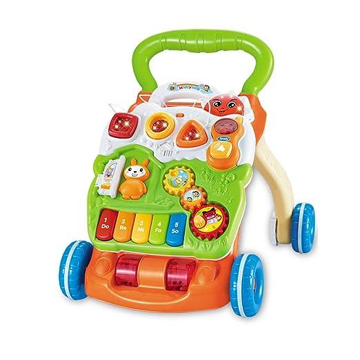 Andador de bebe Baby Walker Cart Los niños aprenden a Caminar ...