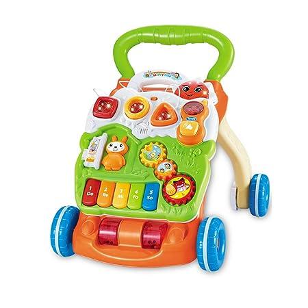 Andador de bebe Baby Walker Cart Los niños aprenden a ...