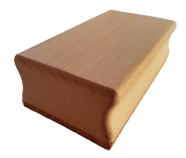 Schleifklotz 115x64x36 Holz & Möbelhandel