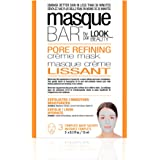 Masque Bar Pore Refining Creme Mask - 3ct, 0.21 Pound